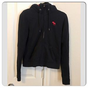 Abercrombie & Fitch Full Zip Hoodie